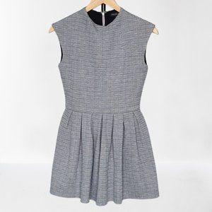 Light Grey Aritzia Talula Waldorf Dress - Size 4